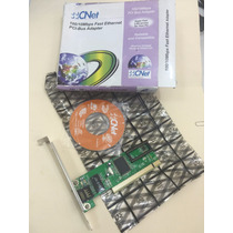 Tarjeta Pci Puerto Ethernet Marca Cnet