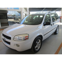 Chevrolet Uplander Regular, 6 Cil, Color Blanco, Modelo 2008