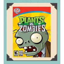 Juego De Plantas Contra Zombies Para Pc