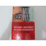Livro Em Inglês - Michael Jackson Moonwalk