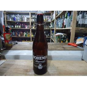 Garrafa De Cerveja Artesanal Bohemia Vazia 550ml