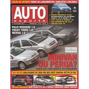 Ae.453 Fev03- Sonata Parati Turbo Volvo40 Corsa Palio Sorent