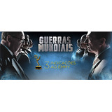 Dvd Guerras Mudias Do History Frete Gratis