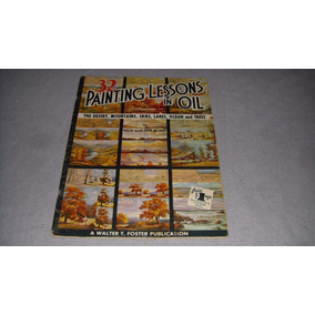 Revista Painting Lessons In Oil Aprender A Pintar En Oleo