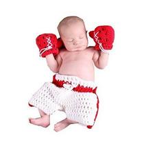 Disfraz Para Niño Lanue Bebé Recién Nacido Boxeo De Ganchil