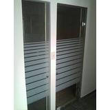 Puertas En Vidrio Templado Blindex