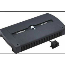 Módulo Amplificador Explosound Xm- 3600/ 4 Canais/1400rms