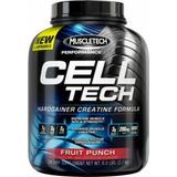 Cell Tech Creatina Post Entrenamiento Aumenta Musculo