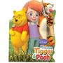 Convite De Festa De Aniversário Ursinho Pooh - 16u