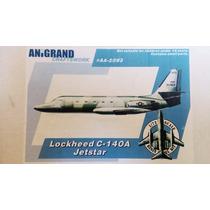 Avion De Resina Para Armar Jet Star