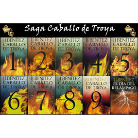 Saga Completa - Caballo De Troya - Pdf Digital Jj: Benitez