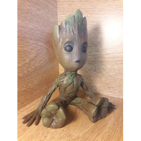 Baby Groot Guardianes De La Galaxia
