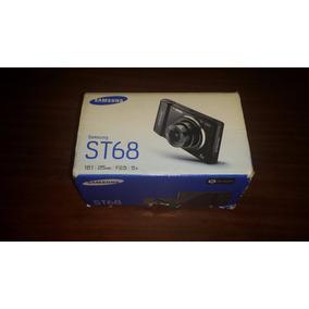 Máquina Fotográfica Digital Samsung St68