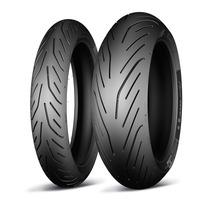 Combo Pneu Michelin Pilot Power 3 120/70-17 + 190/50-17