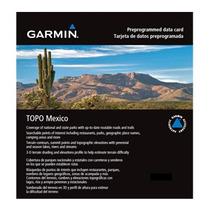 Garmin Topo Mexico 010-c1099-00 Micro Sd / Sd - Original