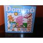 Domino Animalitos Fichas Plasticas 2a6 Jug.- Juguetes Devoto