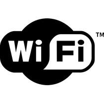 Adesivo Wi-fi (1) 13x19 Cm + Barato Do Mercado Livre