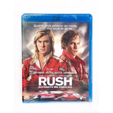Blu-ray: Rush No Limite Da Emoção - Original Lacrado