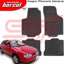Tapete Borracha Interlagos Audi A3 2003 2004 Borcol 4 Peças