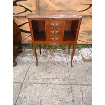 Petit Mueble Con Marmol Frances Luis Xv