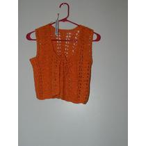 Chaleco Tejido Crochet.... Artesanal!!!
