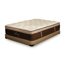 Colchón Sealy Hermes/basic Queen Size Dormimundo C/box