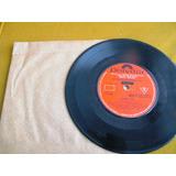 Compacto Vinil Ronnie Von Pra Chatear Polydor 1968 Mudefrete