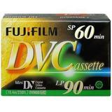 Fujifilm Dvc Cassette. Sp 60 Min. Envió Gratis