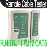 Tester Utp Rj45 Rj11 Network Cable Tester Certificacion