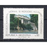 Argentina 1984 Gj 2160** Me 1461 Mint, Escuela De Profesores