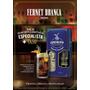 Pack Fernet Branca Vaso C/est- Edición Limitada Banfield