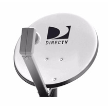 Antena Directv Prepago Kit Instalacion 0.60mts. Antena Deco