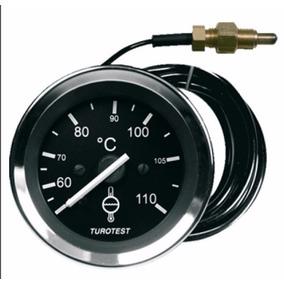 Relógio Indicador Temperatura Água 52mm 4m