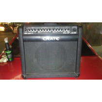 Guitarra Amplificador Crate Glx65 Watts Nuevo