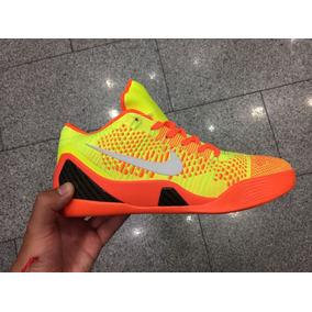 Zapatos Nike Kobe Bryant Elite 9 Low Para Damas Y Caballeros