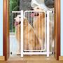 Grade Portão P Isolamento Proteção 70x86cm + Extensor 15cm