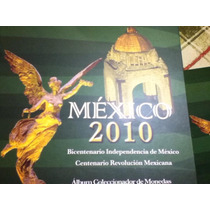 Album Coleccionador De Monedas Del Bicentenario Centenario