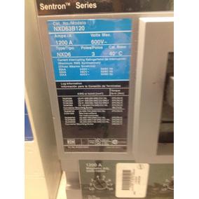Interurruptor Termomagentico Siemenes 3 Polos 1200 Amperes