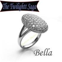 Remate !!! Anillo De Bella Crepusculo Twilight + Collar Amor