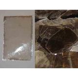 Mica Mineral Para Salamandra ,medida 10x10