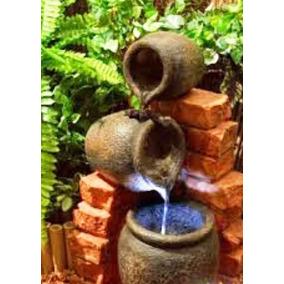 Fuentes Ornamentales Para Jardin Preciosas En Mercado Libre Mexico - Fuentes-ornamentales-para-jardin