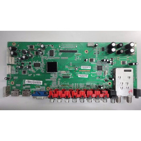 Placa Principal Tv Cce Stile D40 Gt-309px-v303