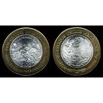 Moneda 100 Pesos Don Quijote