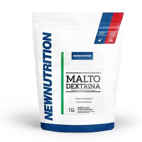 Maltodextrina New 1 Kg Açaí C/ Guaraná