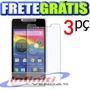 Pelicula Premium Motorola Raz D1 Xt916 Xt918 Fosca Ou Transp