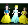 Princesas De Porcelana Para Torta