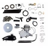 Kit Completo Motor Para Bicicleta 2t 80cc Bike Super Potente