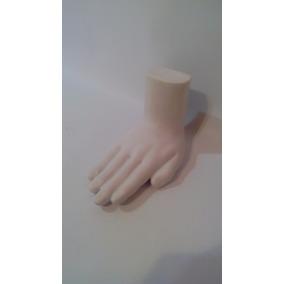 Maniquí Exhibidor De Mano De Plastico Envio Gratis