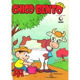 Chico Bento Nº 48 Quanta Coisa Acontece...- Nov.1988 - Globo