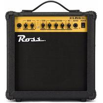 Amplificador P/ Guitarra Electrica 25 Watts Ross Reverb